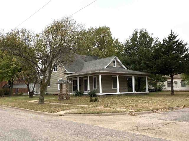 223 E Ninth, Harper, KS 67058 (MLS #588490) :: Kirk Short's Wichita Home Team