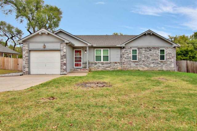 516 N Lakeside Dr, Andover, KS 67002 (MLS #588493) :: On The Move
