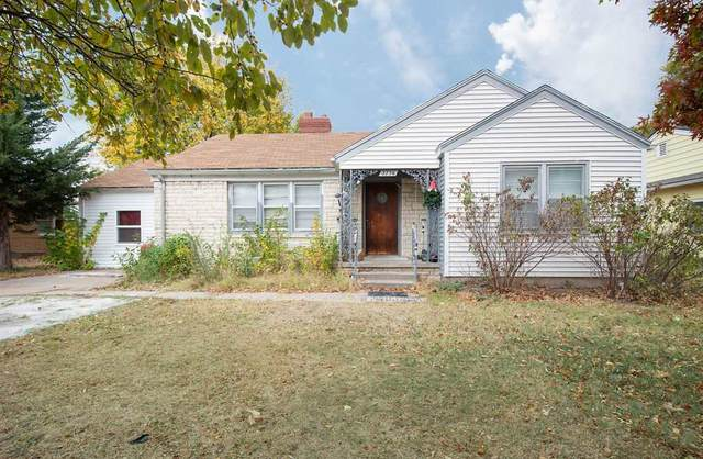 2756 E Rivera St, Wichita, KS 67211 (MLS #588500) :: Graham Realtors