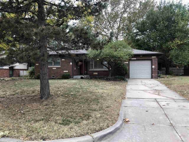 2415 N Perry Ave, Wichita, KS 67204 (MLS #588511) :: Preister and Partners | Keller Williams Hometown Partners