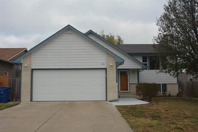 716 S Red Oaks Cir, Wichita, KS 67207 (MLS #588515) :: On The Move