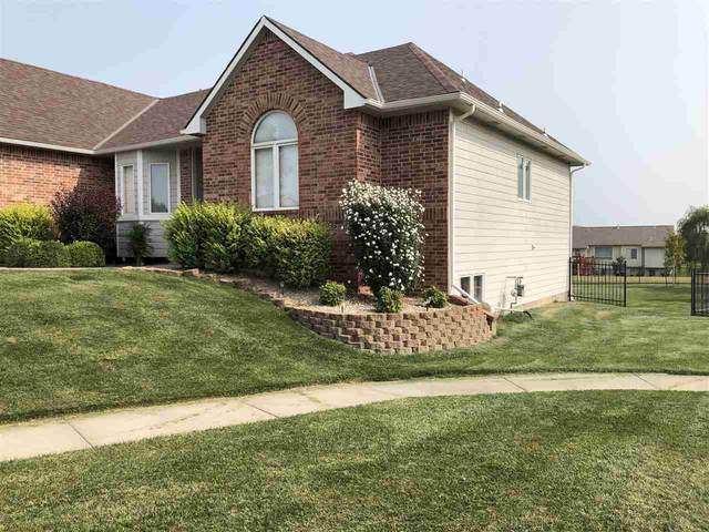 12327 E Lincoln Ct, Wichita, KS 67207 (MLS #588529) :: Preister and Partners | Keller Williams Hometown Partners