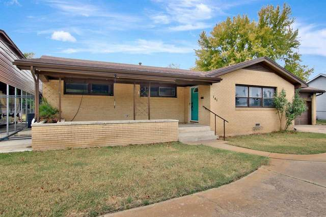 141 S Ballard, Haysville, KS 67060 (MLS #588530) :: Preister and Partners | Keller Williams Hometown Partners