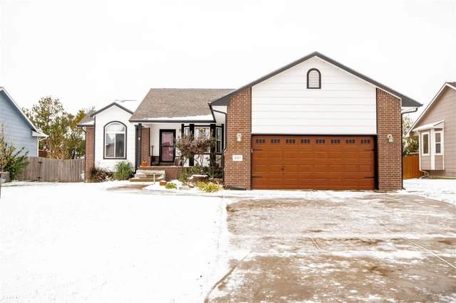 2413 S Prescott Cir, Wichita, KS 67215 (MLS #588534) :: Kirk Short's Wichita Home Team