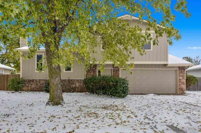 3944 N Edgemoor St, Bel Aire, KS 67220 (MLS #588537) :: Kirk Short's Wichita Home Team