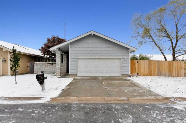 7700 E 13th St Unit 81, Wichita, KS 67206 (MLS #588544) :: Kirk Short's Wichita Home Team