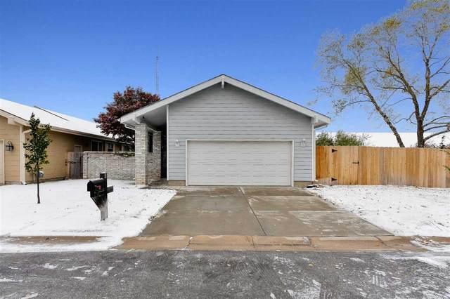 7700 E 13th St Unit 81, Wichita, KS 67206 (MLS #588544) :: On The Move