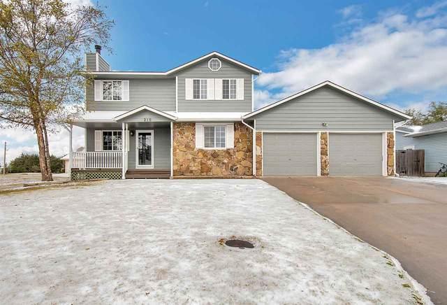210 W Hymer Dr., Sedgwick, KS 67136 (MLS #588556) :: Kirk Short's Wichita Home Team
