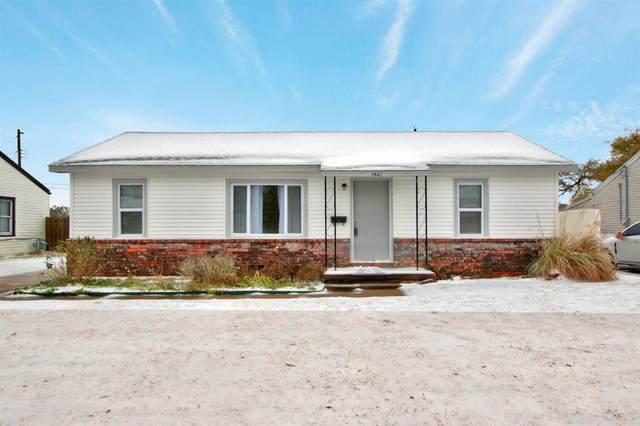 1401 E Diedrich Ave, Haysville, KS 67060 (MLS #588569) :: On The Move