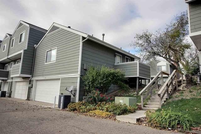 2021 N Broadmoor #601 Unit 601, Wichita, KS 67206 (MLS #588570) :: Kirk Short's Wichita Home Team