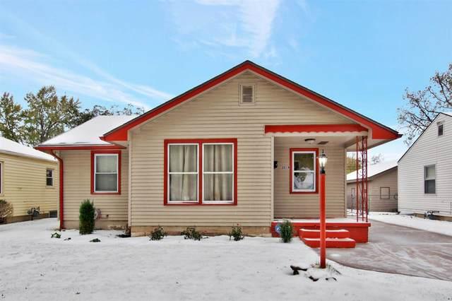 2219 S Ellis, Wichita, KS 67211 (MLS #588575) :: Preister and Partners | Keller Williams Hometown Partners