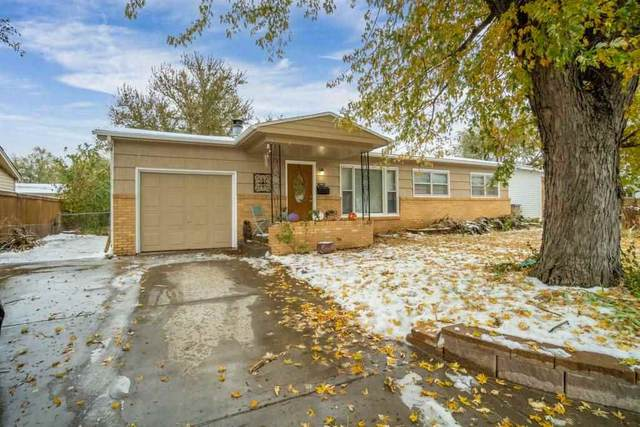 1454 N Buckner Ave, Derby, KS 67037 (MLS #588591) :: Pinnacle Realty Group