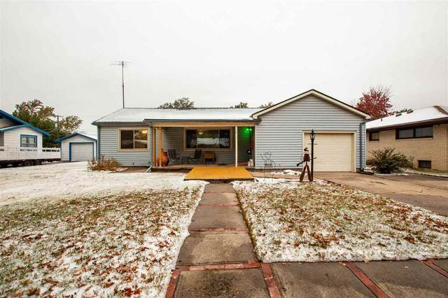 1815 N Moyle St, Augusta, KS 67010 (MLS #588597) :: Kirk Short's Wichita Home Team