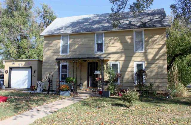 524 S Topeka St., El Dorado, KS 67042 (MLS #588598) :: Kirk Short's Wichita Home Team