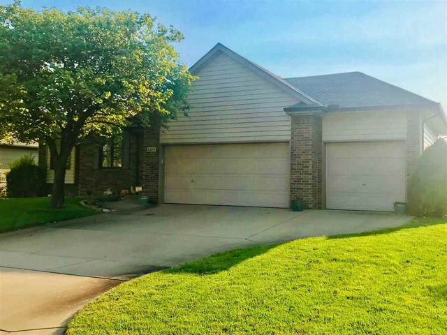 2429 N Hazelwood St, Wichita, KS 67205 (MLS #588599) :: Kirk Short's Wichita Home Team