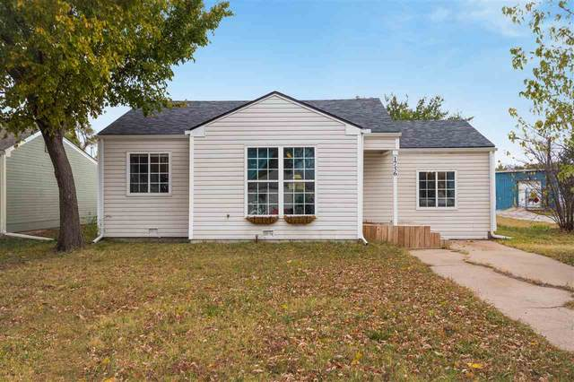 1756 S Sedgwick St, Wichita, KS 67213 (MLS #588602) :: Pinnacle Realty Group