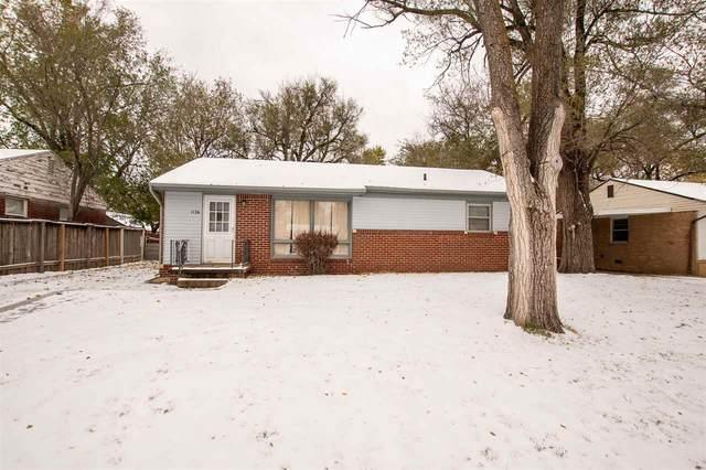 1126 E Catalina, Wichita, KS 67216 (MLS #588603) :: Pinnacle Realty Group