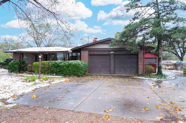 2801 N Sedgwick St, Wichita, KS 67204 (MLS #588609) :: Pinnacle Realty Group