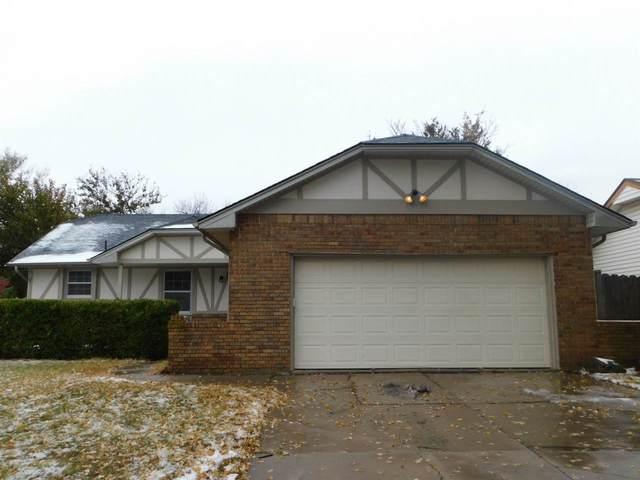 2151 S Flynn, Wichita, KS 67207 (MLS #588611) :: Pinnacle Realty Group