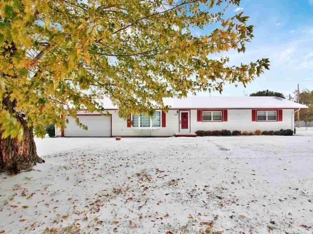 4636 S Southeast, Wichita, KS 67210 (MLS #588612) :: Pinnacle Realty Group