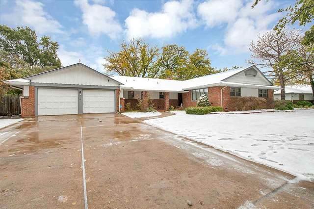 664 N Stratford Ln, Wichita, KS 67206 (MLS #588621) :: Pinnacle Realty Group