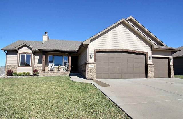 1467 N Aster St., Andover, KS 67002 (MLS #588622) :: Pinnacle Realty Group