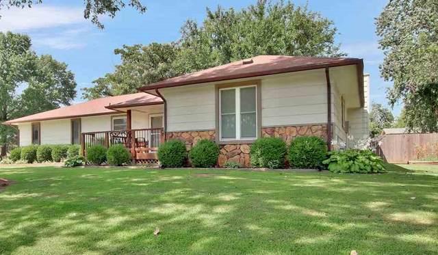 401 N Linden Ln, Haysville, KS 67060 (MLS #588625) :: On The Move