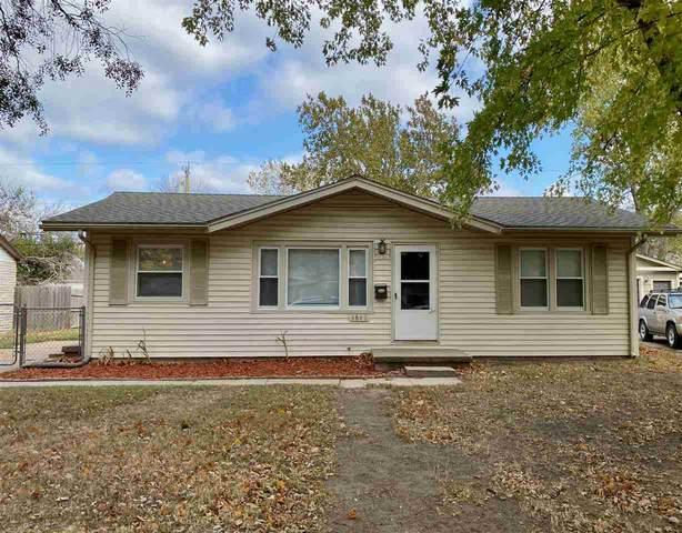 4648 S Vine Ave, Wichita, KS 67217 (MLS #588633) :: Kirk Short's Wichita Home Team