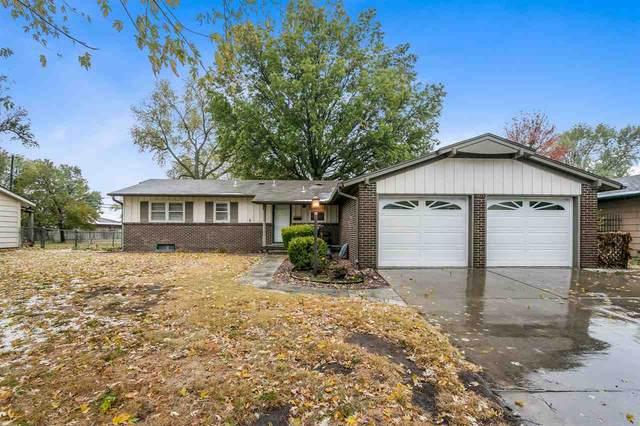 8427 W Murdock St, Wichita, KS 67212 (MLS #588638) :: Kirk Short's Wichita Home Team