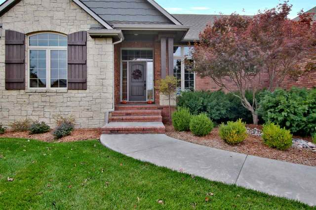 801 N Fairoaks Ct, Andover, KS 67002 (MLS #588640) :: Kirk Short's Wichita Home Team