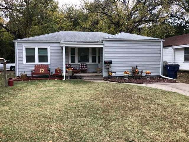 2625 S Cheyenne Blvd, Wichita, KS 67216 (MLS #588641) :: Pinnacle Realty Group