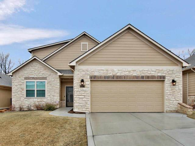 1243 S Siena Ct, Wichita, KS 67235 (MLS #588646) :: Kirk Short's Wichita Home Team