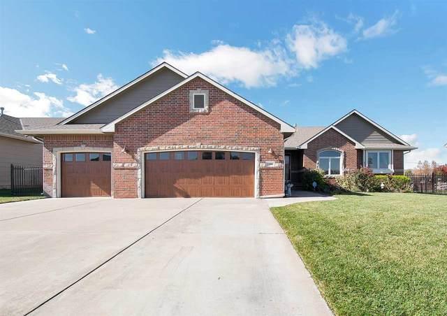 12806 E Cherry Creek St, Wichita, KS 67230 (MLS #588660) :: Pinnacle Realty Group