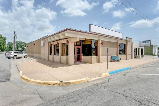 126 W Main St, Valley Center, KS 67147 (MLS #588662) :: On The Move