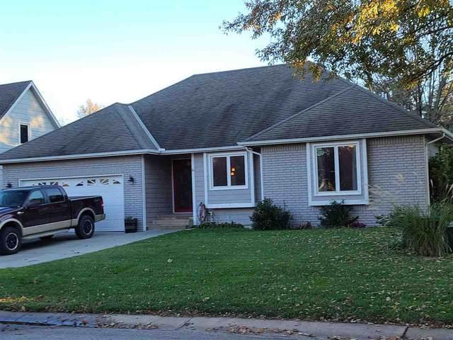 2035 E Country View Dr., Derby, KS 67037 (MLS #588672) :: Kirk Short's Wichita Home Team