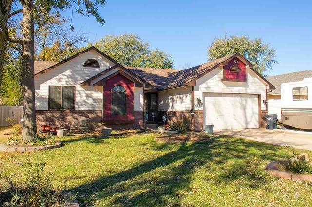 535 N Sagebrush St, Wichita, KS 67230 (MLS #588673) :: On The Move