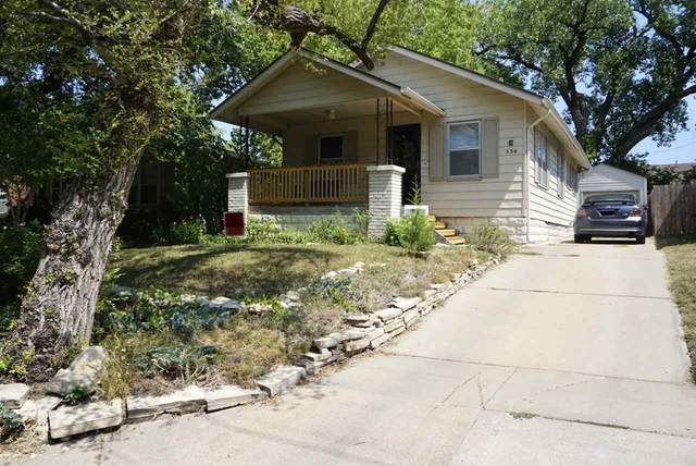 536 N Bluff Ave, Wichita, KS 67208 (MLS #588676) :: Pinnacle Realty Group