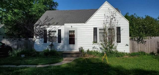 3020 N Somerset Dr, Wichita, KS 67204 (MLS #588693) :: Preister and Partners | Keller Williams Hometown Partners