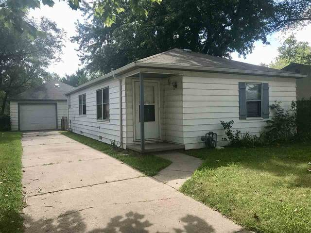 130 N Young St, Wichita, KS 67212 (MLS #588703) :: Preister and Partners | Keller Williams Hometown Partners