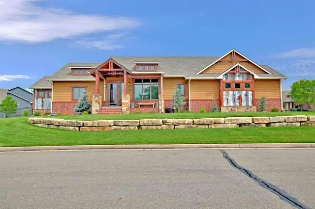 505 W Cherry Oaks Ct, Cheney, KS 67025 (MLS #588724) :: Jamey & Liz Blubaugh Realtors
