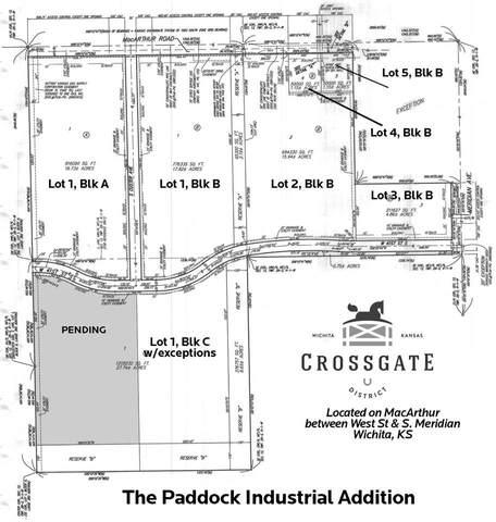 Lot 2, Block B Macarthur, Wichita, KS 67217 (MLS #588741) :: Pinnacle Realty Group