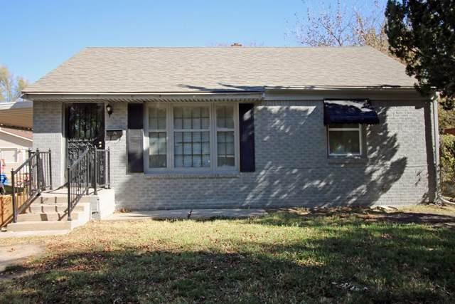 1838 N Green St, Wichita, KS 67214 (MLS #588756) :: Pinnacle Realty Group