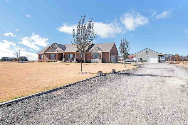 25345 W 53rd Ct N, Andale, KS 67001 (MLS #588762) :: Jamey & Liz Blubaugh Realtors