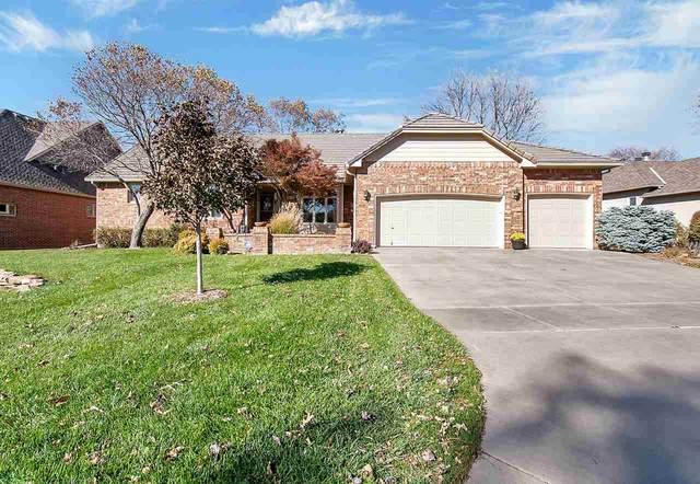 8510 E Mulberry St, Wichita, KS 67226 (MLS #588766) :: Jamey & Liz Blubaugh Realtors