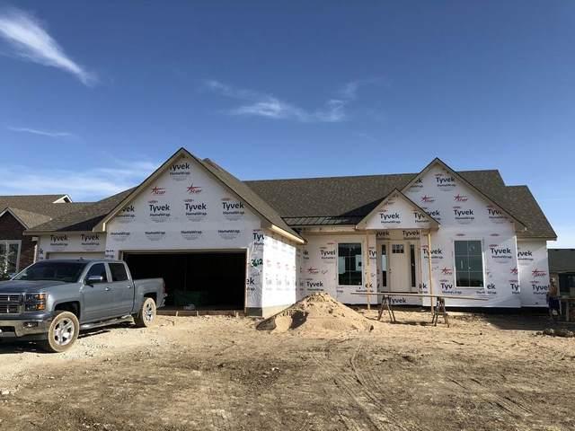 3612 N Crest Ct, Wichita, KS 67226 (MLS #588806) :: Pinnacle Realty Group