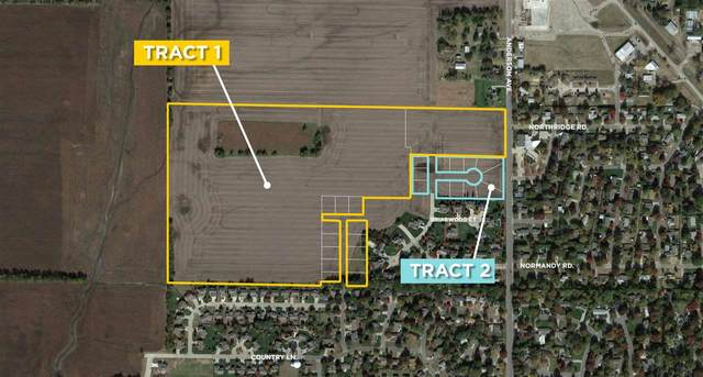 West of Anderson Ave And Northridge Rd - Tract 1, Newton, KS 67114 (MLS #588822) :: Kirk Short's Wichita Home Team