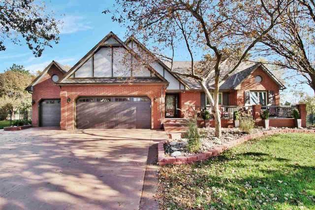 12011 W Sheriac St, Wichita, KS 67235 (MLS #588838) :: Kirk Short's Wichita Home Team