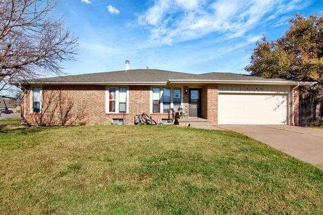 2138 S White Oak 2140 S White Oa, Wichita, KS 67207 (MLS #588847) :: Jamey & Liz Blubaugh Realtors