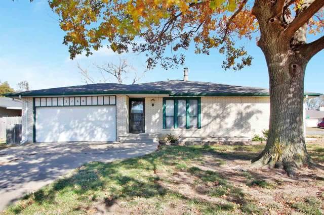 8320 E Cherry Creek 2160 S White Oa, Wichita, KS 67207 (MLS #588850) :: Jamey & Liz Blubaugh Realtors