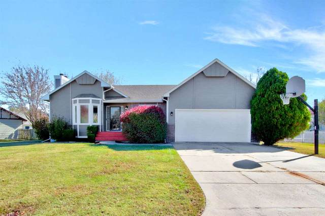 205 Lexington St, Andover, KS 67002 (MLS #588861) :: Jamey & Liz Blubaugh Realtors